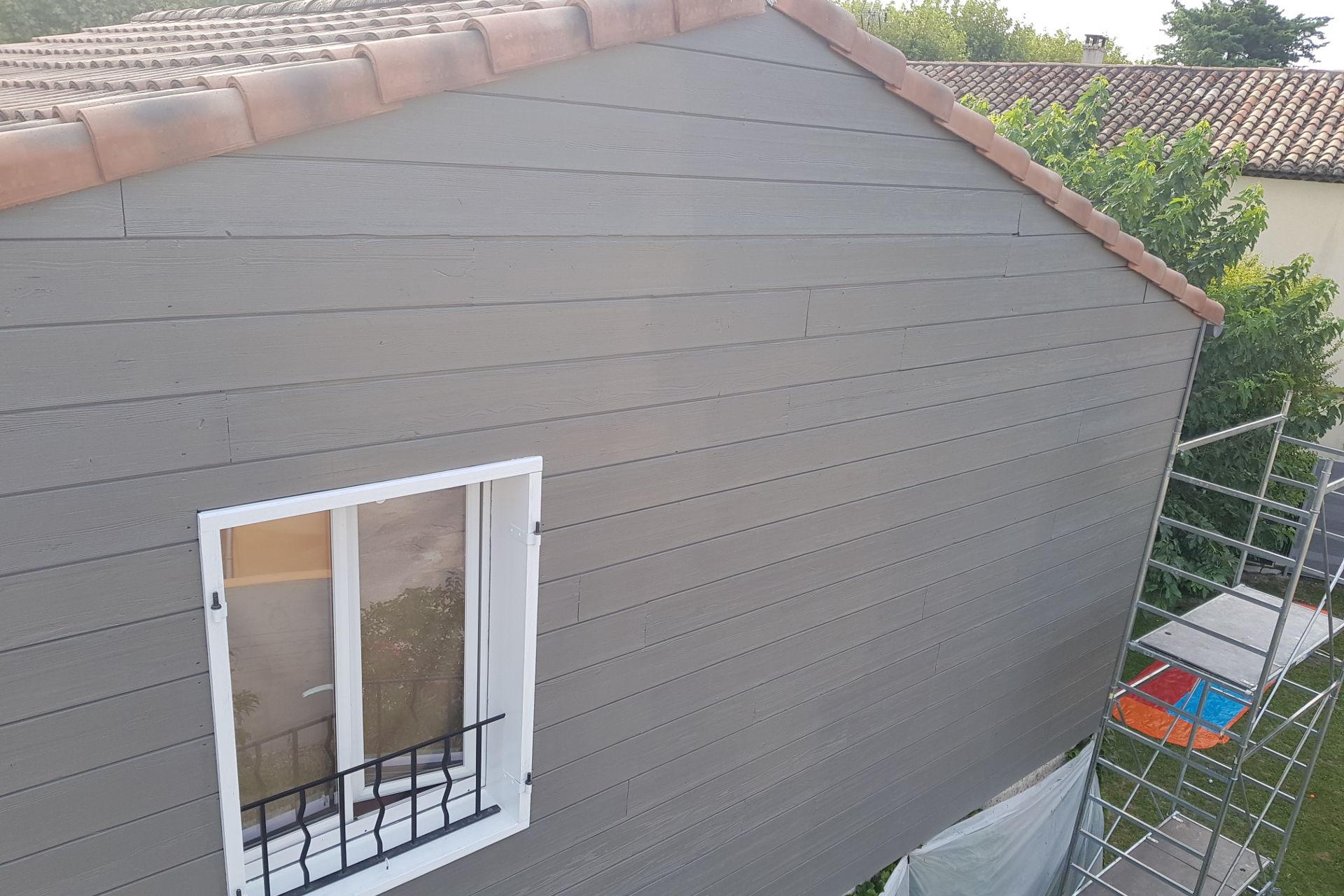 Peinture extérieure maison Pertuis